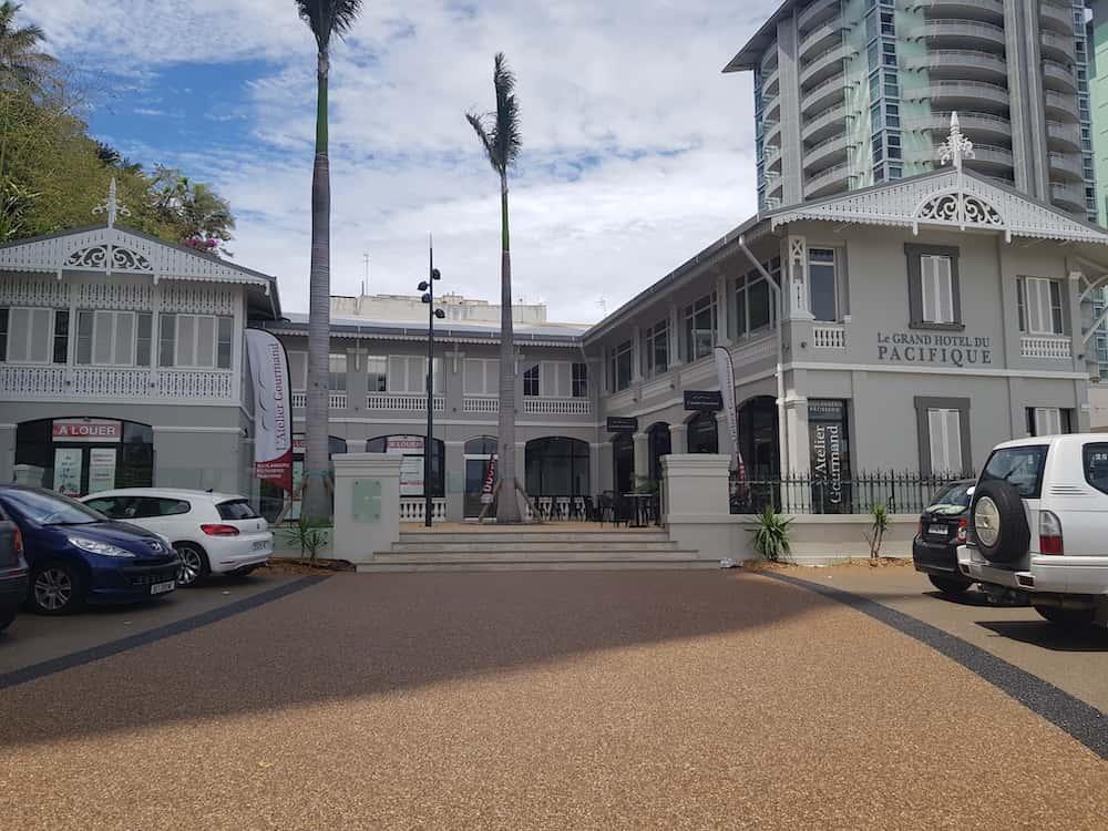 Photo Hotel du Pacifique - Nouméa