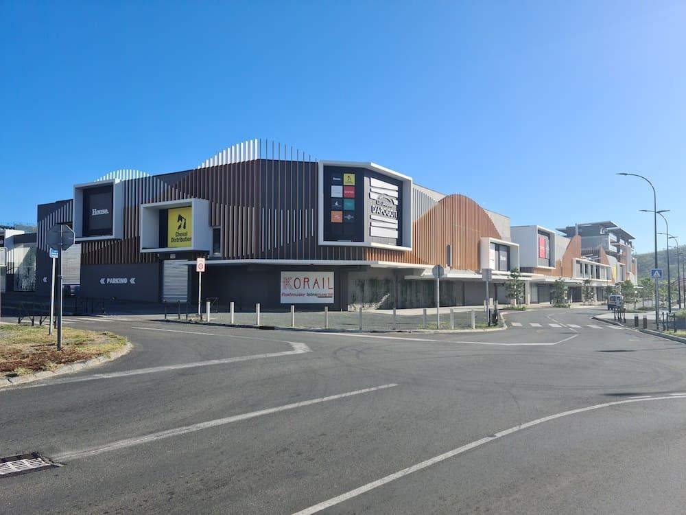 Les Jardins d'Apogoti - Centre commercial