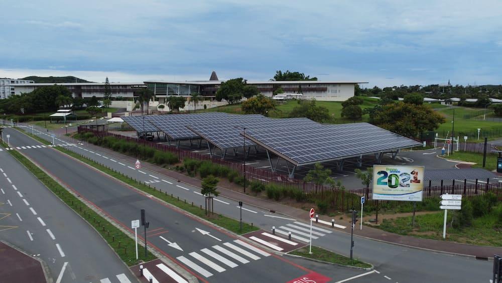 Photo du Pacific Plaza nouvelle Calédonie