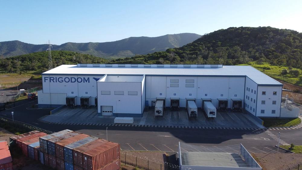 Hangar Frigdom - Nouvelle Calédonie